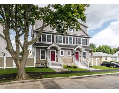 14 Gale Street UNIT 1, Waltham, MA 02453 - MLS#: 72368726