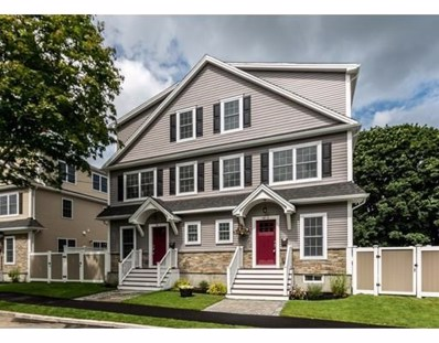 14 Gale Street UNIT 2, Waltham, MA 02453 - MLS#: 72368727