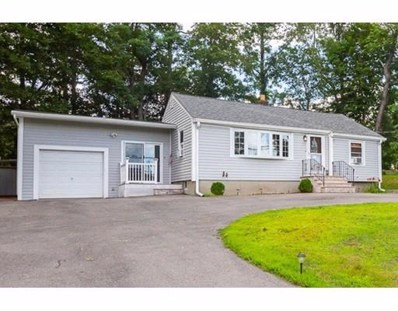 495 Turnpike St, Easton, MA 02375 - MLS#: 72369227