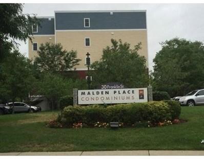 30 Franklin St. UNIT 417, Malden, MA 02148 - MLS#: 72369306
