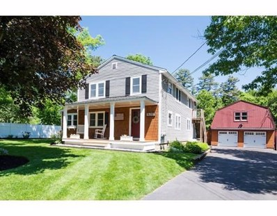 6 Allen St, Pepperell, MA 01463 - MLS#: 72369374