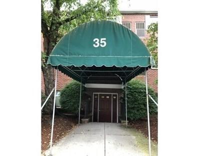 35 Prospect UNIT 204, Woburn, MA 01801 - MLS#: 72369429