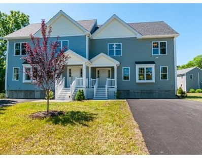 52 Brooks Place UNIT 52, West Bridgewater, MA 02379 - MLS#: 72369436
