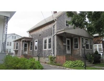 43 Milford Street, New Bedford, MA 02745 - MLS#: 72369464