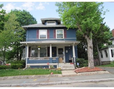 297 Moraine St, Brockton, MA 02301 - MLS#: 72369881