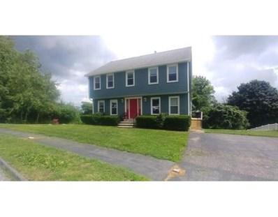 4 Fox Meadow Drive, Worcester, MA 01602 - MLS#: 72370046