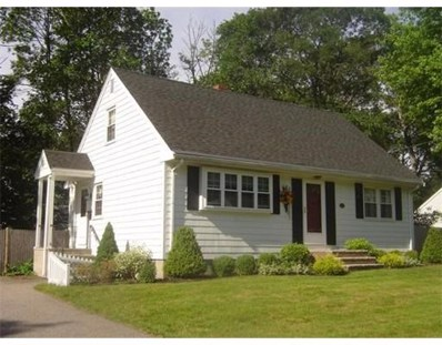 4 Sharon Street, Brockton, MA 02302 - MLS#: 72370155