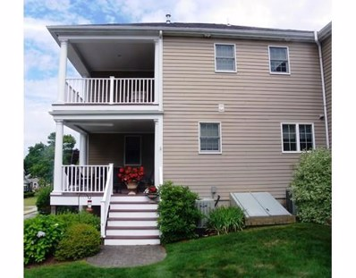 62 South UNIT E, Plymouth, MA 02360 - MLS#: 72370268