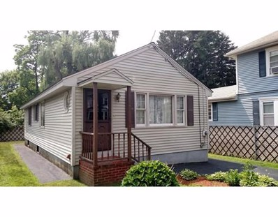60 W Forest St, Lowell, MA 01851 - MLS#: 72371226