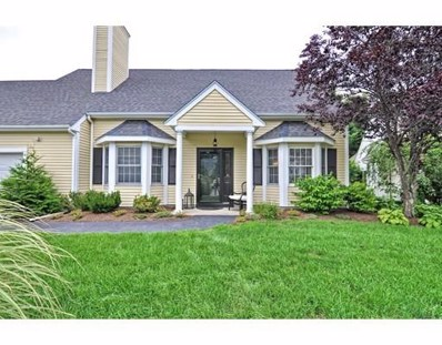 19 Pintail Rd UNIT 19, Walpole, MA 02081 - MLS#: 72371283