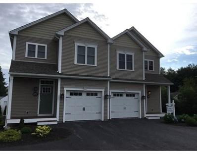 87D Maple Ave UNIT D, Rutland, MA 01543 - MLS#: 72371387