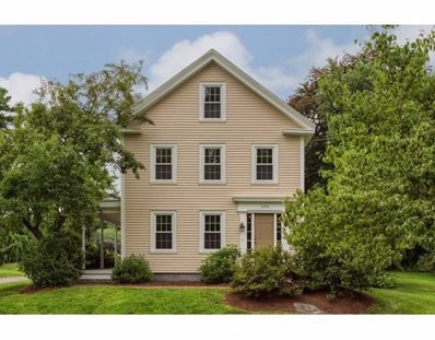 295 Woburn St, Wilmington, MA 01887 - MLS#: 72371399