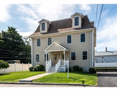 4 School St UNIT 2, Waltham, MA 02452 - MLS#: 72371553
