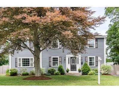 96 Worthen Avenue, Weymouth, MA 02188 - MLS#: 72371707