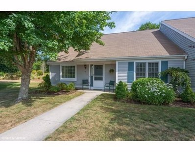 1 Melville Court UNIT A, Bourne, MA 02559 - MLS#: 72371756