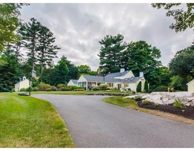 1 Bucket Mill Lane, Hingham, MA 02043 - MLS#: 72371766