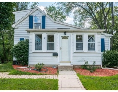 58 Brock St, Stoughton, MA 02072 - MLS#: 72371796