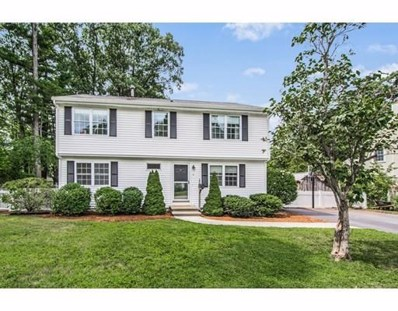 8 Porter Ave, Burlington, MA 01803 - MLS#: 72371832