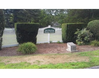 5 Old Meetinghouse Green UNIT 5, Norton, MA 02766 - MLS#: 72371901