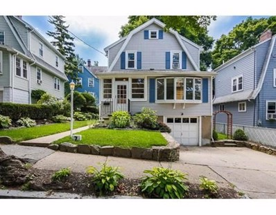 7 West Court Terrace, Arlington, MA 02474 - MLS#: 72372100