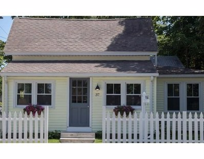 37 East Central Ave, Wareham, MA 02571 - MLS#: 72372239
