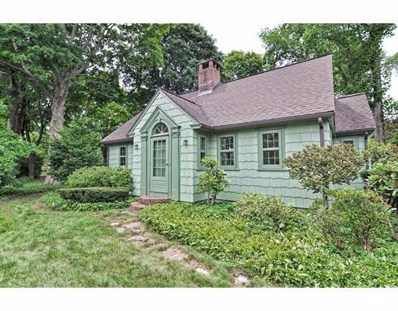 387 Willow St, Mansfield, MA 02048 - MLS#: 72372279