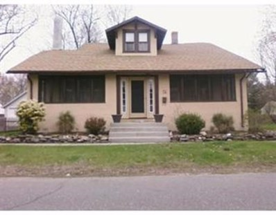 34 Homestead Blvd, Longmeadow, MA 01106 - MLS#: 72372316