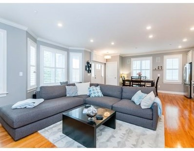 75 Wachusett St. UNIT 1, Boston, MA 02130 - MLS#: 72372418