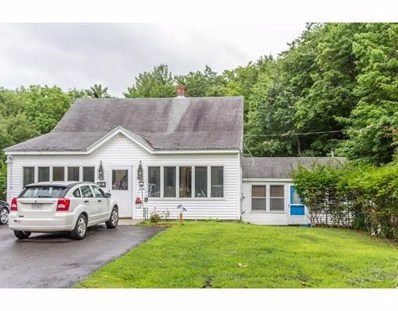 343 Otter River Road, Templeton, MA 01468 - MLS#: 72372455