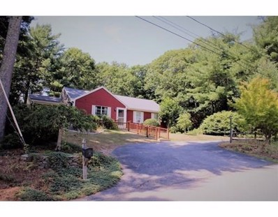 18 North Woods Trail, Plymouth, MA 02360 - MLS#: 72372629