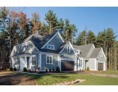 81 Garrison Way UNIT 8, Carlisle, MA 01741 - MLS#: 72372677