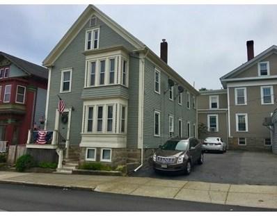 102 Hilman Street, New Bedford, MA 02740 - MLS#: 72372832