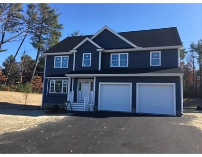 1 Braemar Circle, Tyngsborough, MA 01879 - MLS#: 72372899