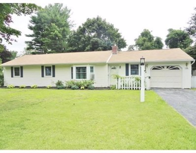 38 Kings Mountain Drive, West Boylston, MA 01583 - MLS#: 72372946