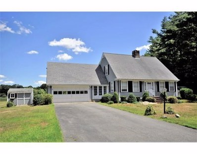 106 Waterman Street, East Bridgewater, MA 02333 - MLS#: 72373024