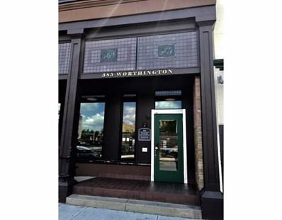 158-166 Chestnut St UNIT 3F, Springfield, MA 01103 - MLS#: 72373139