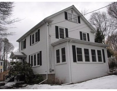 33 Greenhood St, Dedham, MA 02026 - MLS#: 72373428