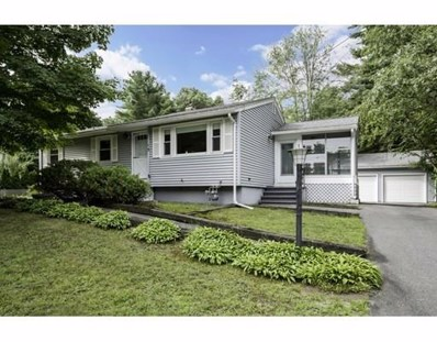 15 Vincent Rd, Chelmsford, MA 01824 - MLS#: 72373488