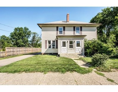 13 Bailey Street UNIT B, Uxbridge, MA 01569 - MLS#: 72373829