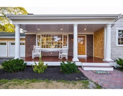25 Crowell Rd, Falmouth, MA 02536 - MLS#: 72374026