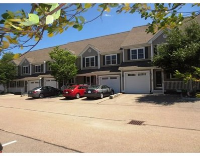 1284 County St UNIT 19, Attleboro, MA 02703 - MLS#: 72374104