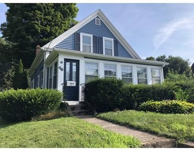 46 E High St, Avon, MA 02322 - MLS#: 72374194