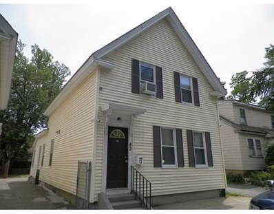 42 Rowe Street, Lawrence, MA 01843 - MLS#: 72374212