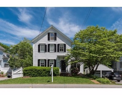 662 Main St, Hingham, MA 02043 - MLS#: 72374593
