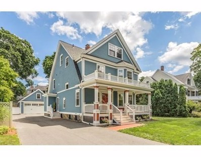 15 Yale Street, Winchester, MA 01890 - MLS#: 72374672