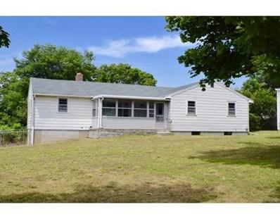 8 Old Glen Charlie Rd, Wareham, MA 02571 - MLS#: 72374721