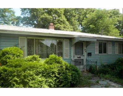 86 Ruth Rd, Brockton, MA 02302 - MLS#: 72374879