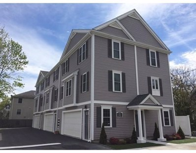 12 West Church Street UNIT 102, Mansfield, MA 02048 - MLS#: 72374947