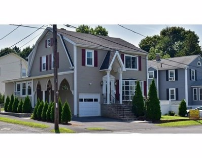 45 Herrick Rd., North Andover, MA 01845 - MLS#: 72375011