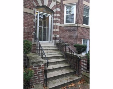 19 Hamilton Rd UNIT 2, Brookline, MA 02446 - MLS#: 72375100